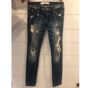 NEW, never worn! Perfectly ripped skinny jean!